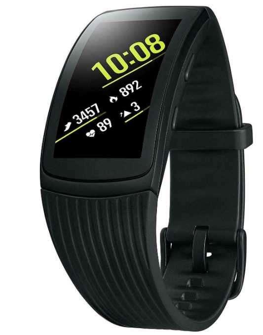 Smartwatch Samsung Gear Fit 2 Pro - 1