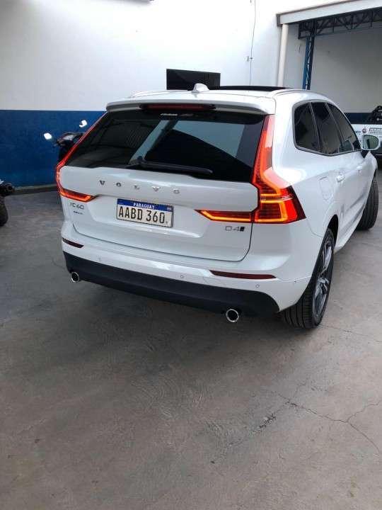 Volvo xc60 2019 - 2