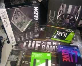 PC GAMING I7-9700/16GB