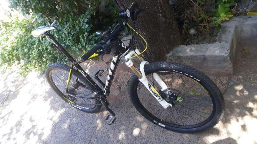 Bicicleta Scott Scale 770 cuadro L aro 27.5 full Deore - 0