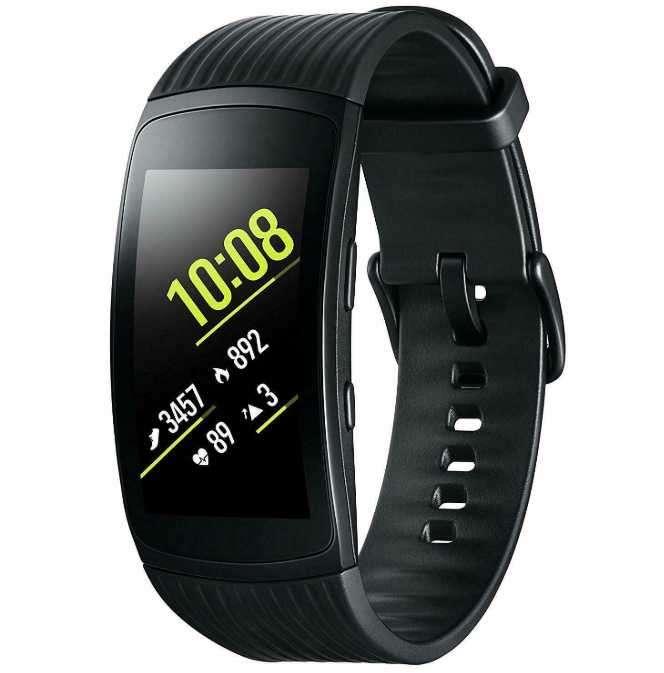 Smartwatch Samsung Gear Fit 2 Pro - 0