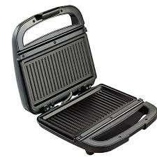 Sandwicheras arno compact black 700w 2panes - 1