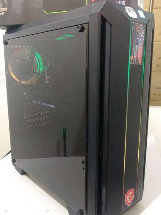 Pc gaming intel i7-8700/16gb/1070 - 0