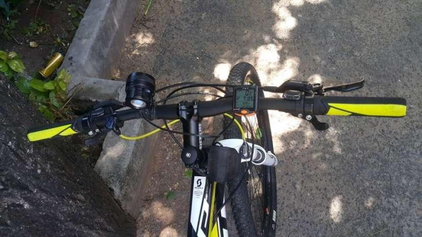Bicicleta Scott Scale 770 cuadro L aro 27.5 full Deore - 2