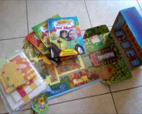 Libros para estimular aprendizaje de los niños