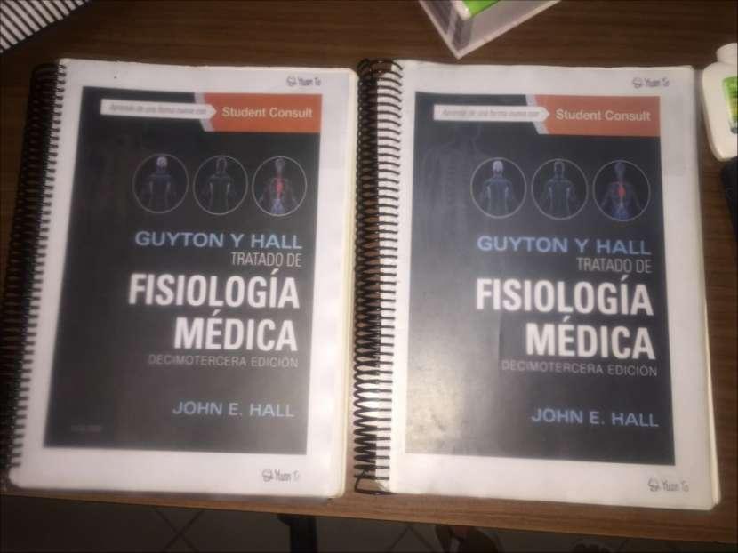 Libro Fisiología Médica Guyton - 0