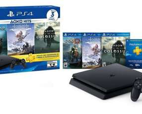 PlayStation 4 + Notebook Hp