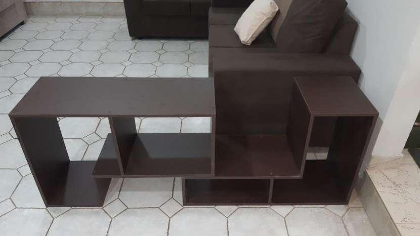 Sofá denver L+2 en 2 piezas tela lavable - 1