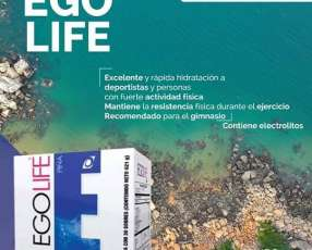 Jugo natural Ego Life