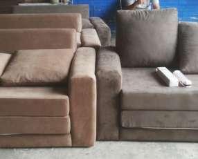 Sofa cama 2 lugares 1.50 x 2.00