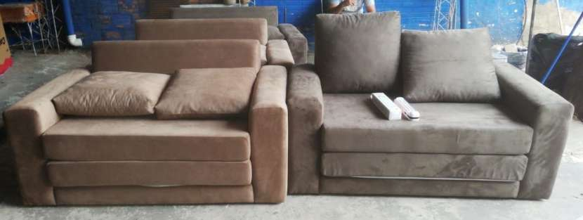 Sofa cama 2 lugares 1.50 x 2.00 - 0