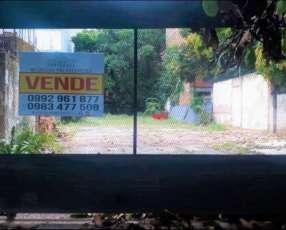 Terreno en venta ubicada a 1 cuadra de Avda. San Martin.