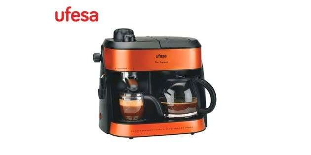 Cafetera ufesa duo supreme - 0