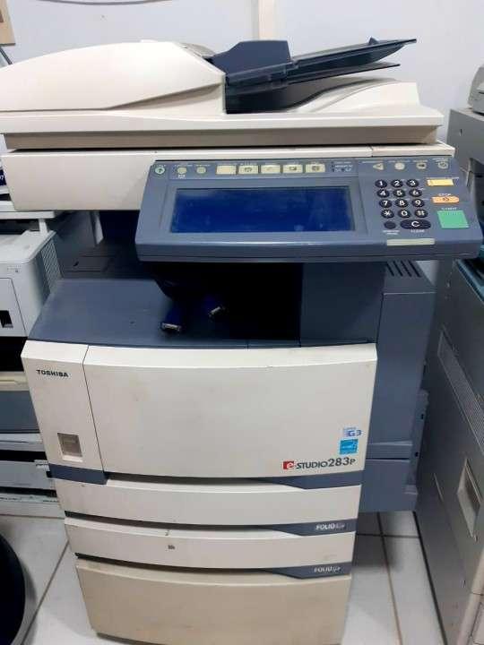 Impresora Fotocopiadora Marca Ricoh Mp C2800, Toshiba studio - 1