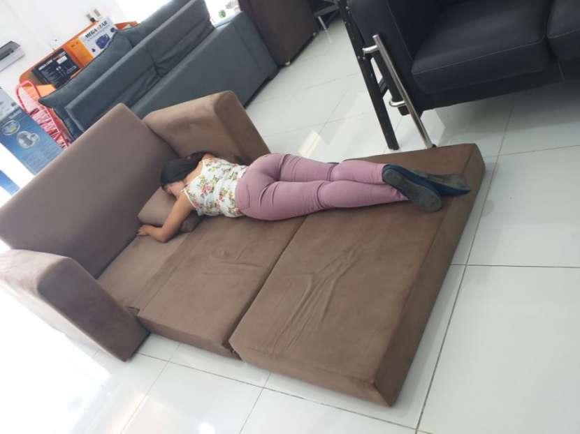 Sofa cama 2 lugares 1.50 x 2.00 - 1