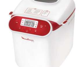 Maquina de hacer pan moulinex
