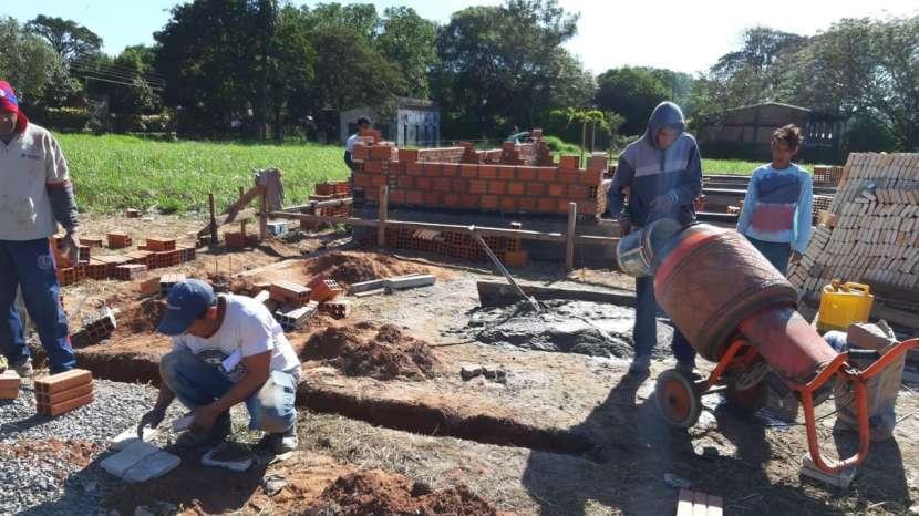 Construcción de casa - 2