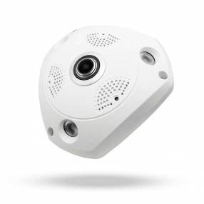 Kit cámara 360° HD con monitoreo por APP