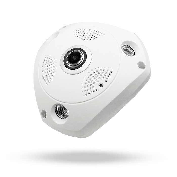 Kit cámara 360° HD wireless - 0