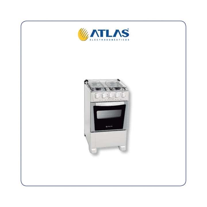 Cocina atlas 4h a gas ac4mi monaco horno autolimpiante/t/v/ - 0