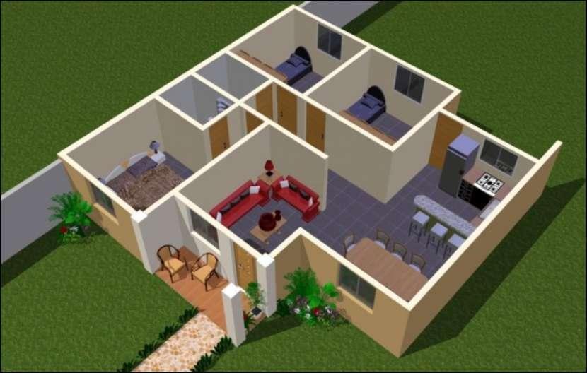 Construcción de casa - 1