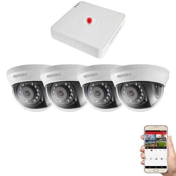Kit cámara 360° HD wireless - 2