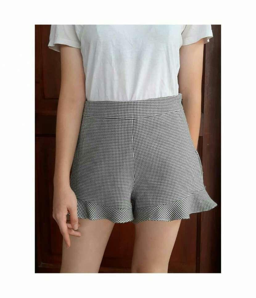 Shorts de Cintura - 0