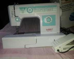 Maquina de coser willpex