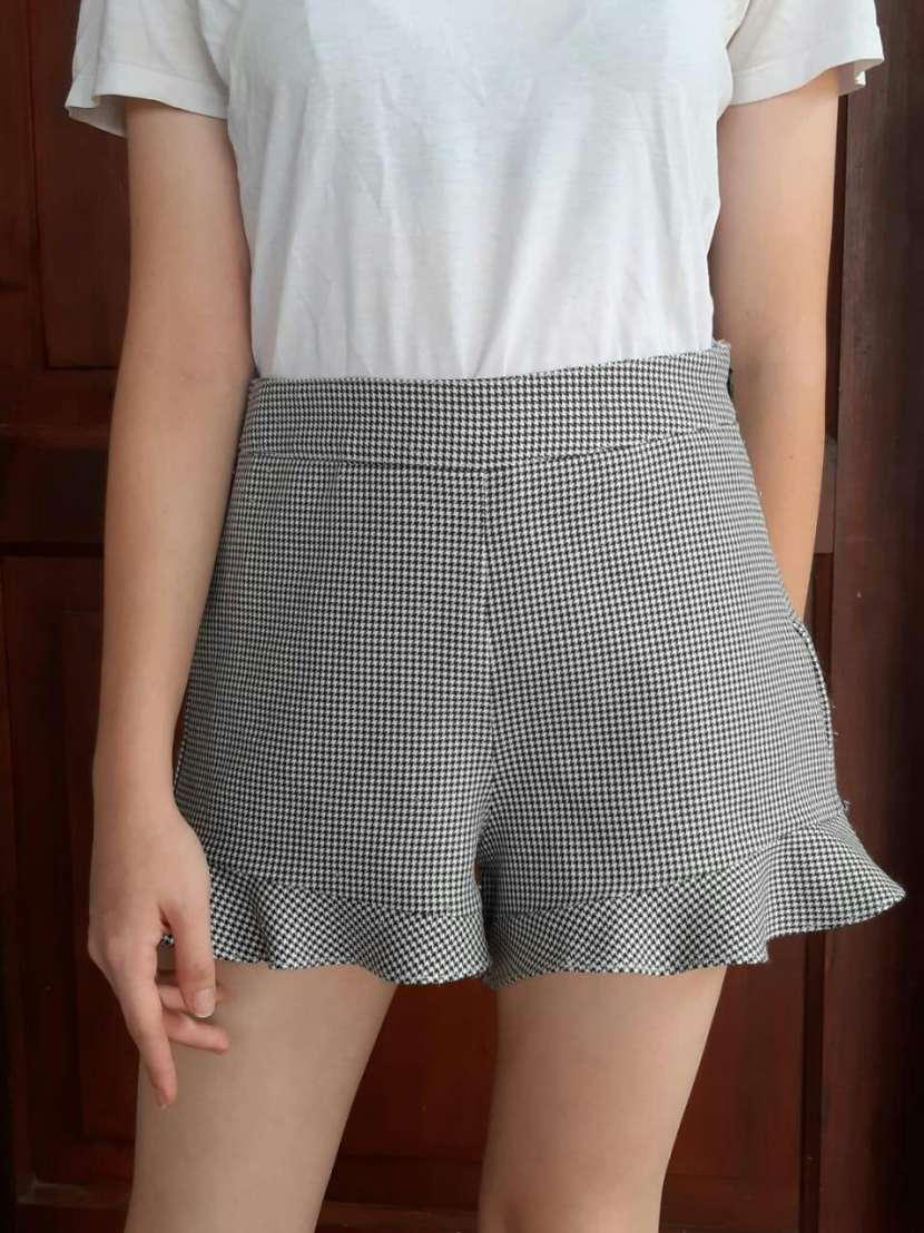 Shorts de Cintura - 1