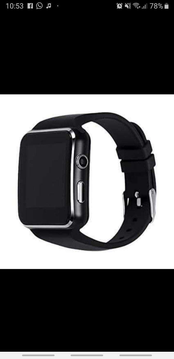 Smartwatch x6 - 5