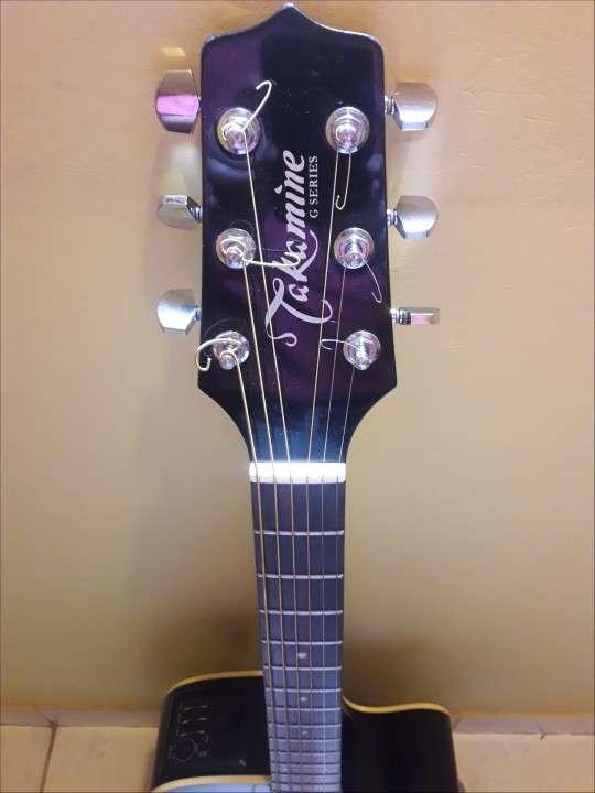 Guitarra takamine series G - 3