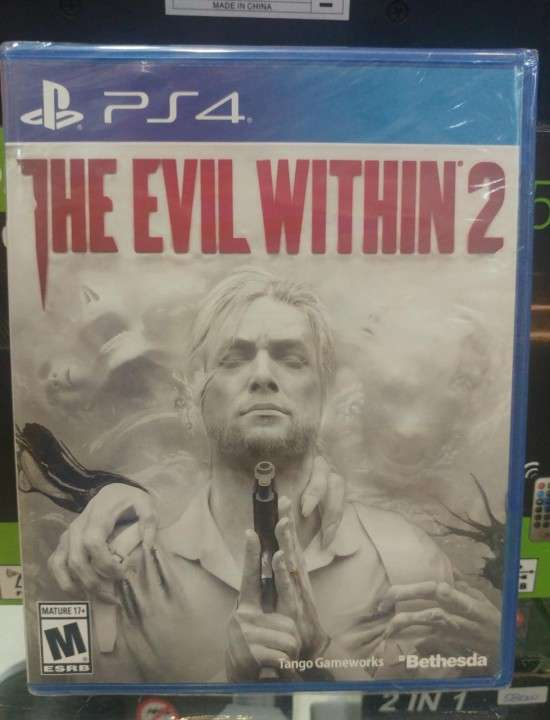 Juego para ps4 the evil within 2 - 0