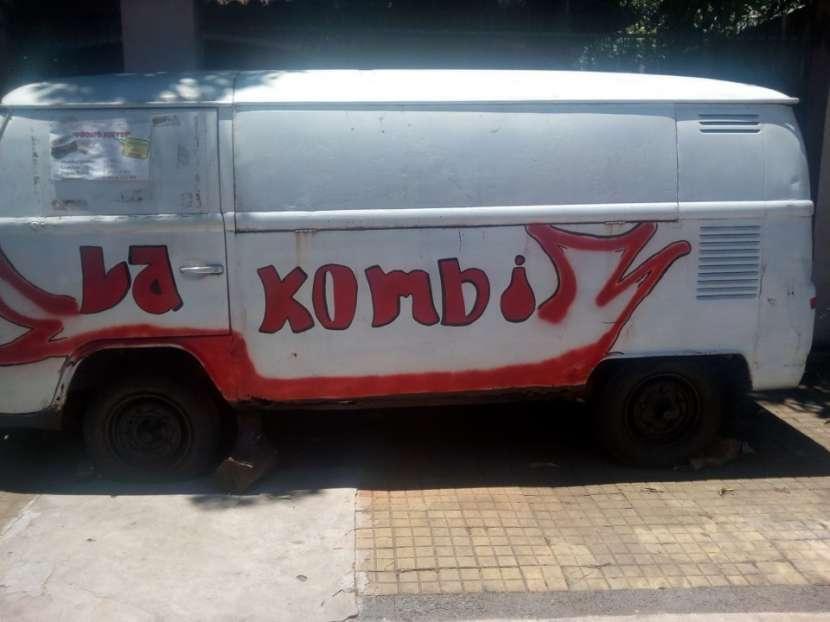 kombi lomitero con plancha a full equipado sin motor - 0