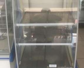 Vitrina caliente panorámica de 60 cm Refrimate