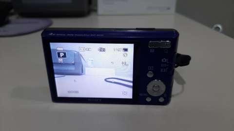 Cámara digital Sony 14.1 megapíxeles - 0