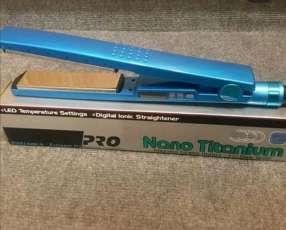 Planchita nano titanium
