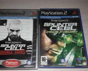 Juegos playstation 2 original