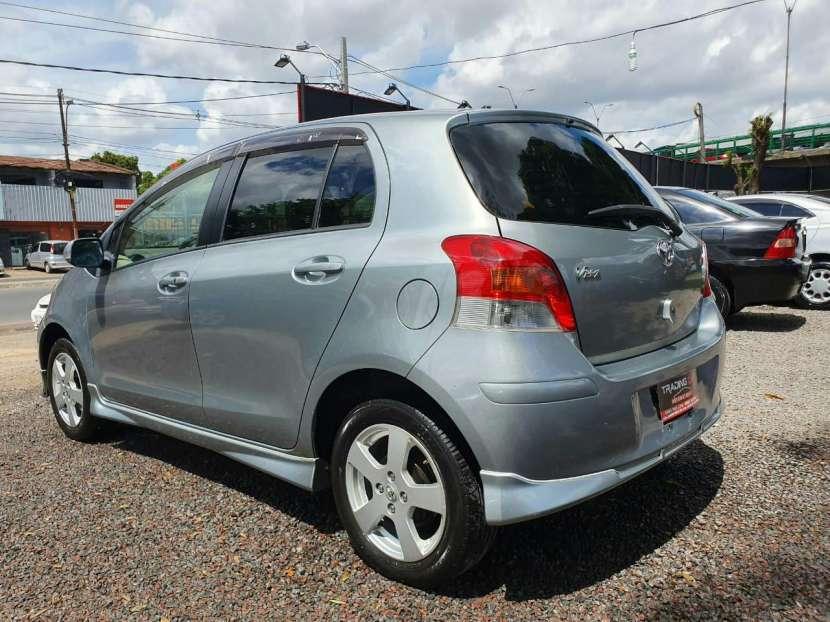 Toyota New Vitz 2010 motor 1300 vvti naftero automático - 3
