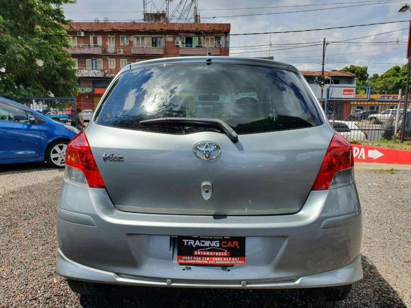 Toyota New Vitz 2010 motor 1300 vvti naftero automático - 4