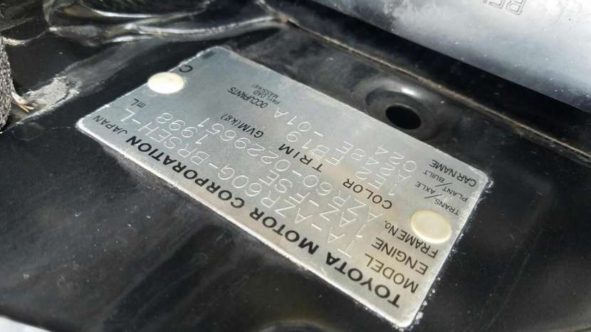 Toyota New Vitz 2010 motor 1300 vvti naftero automático - 9