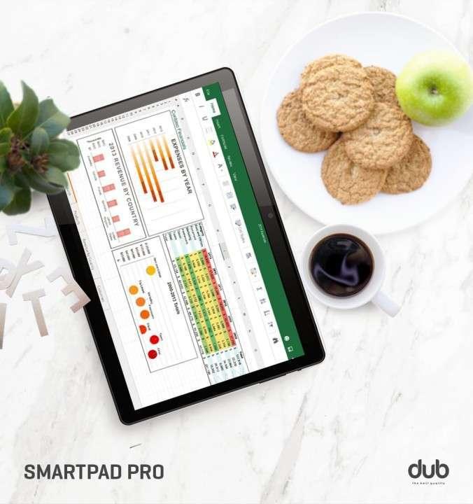 Tablet Dub 10 pulgadas con chip carcasa de metal - 1