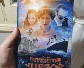 Libro El inventor de Juegos