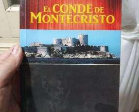 Libro Conde de Montecristo