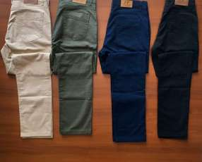 Pantalones p/ caballeros