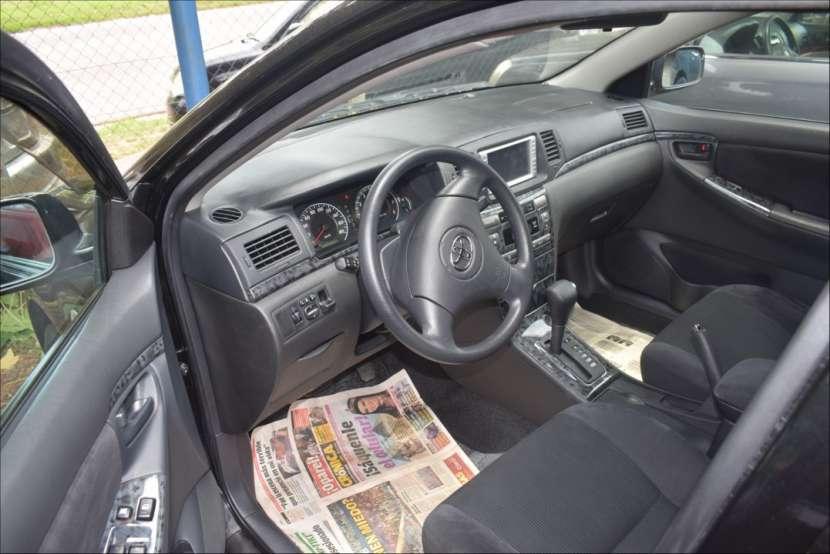 Toyota allex 2005/1500 cc. automático - 3