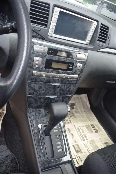 Toyota allex 2005/1500 cc. automático - 5