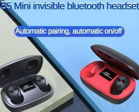 Auricular TWS bluetooth 5,0 estéreo a prueba de agua 6D HFI