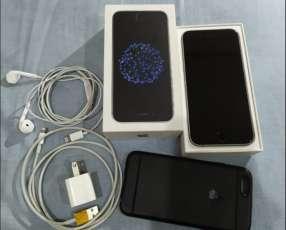 iPhone 6 de 16 gb color plata