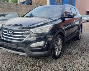 Hyundai Santa Fe 2013 diésel automático