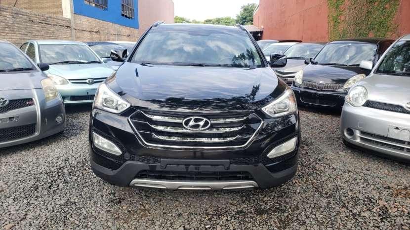 Hyundai Santa Fe 2013 motor 2.0 diésel automático secuencial 4x2 - 1
